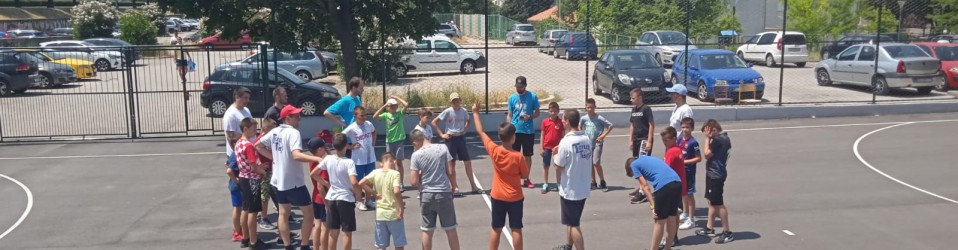 """Prvi """"Totus Tuus"""" kamp za dječake u Splitu"""